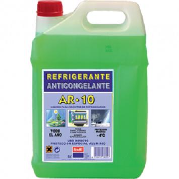 Líquido refrigerante - Frenos Bolca