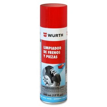 Spray limpiafrenos - Frenos Bolca