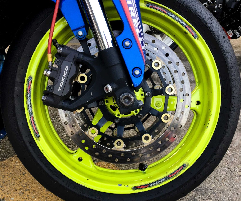 Frenos de moto. Frenar un deportivo a dos ruedas - Frenos Bolca